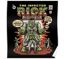 The Infected Rick Poster