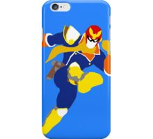 Captain Falcon Blocky iPhone Case/Skin
