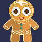 Ginger Bread Man (2) by Adamzworld