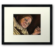 I've Got You Under My Skin - Angel Framed Print