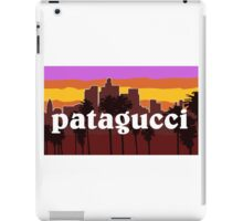 Patagucci City - LA iPad Case/Skin