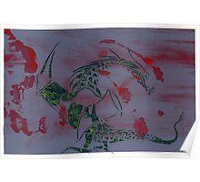 Silkscreens - 0010 - Xalte Poster