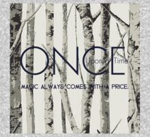 """Once Upon a Time (OUAT) - """"Magic Always Comes with a Price."""" Kids Clothes"""