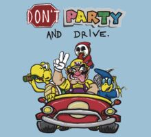 DON'T PARTY AND DRIVE by DoctorJamesWF
