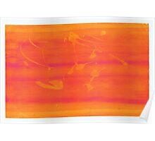 Silkscreens - 0011 - Abstract 1 Poster