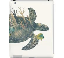 Coral Camouflage  iPad Case/Skin
