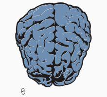 Big Brains 2 by Bizarro Art