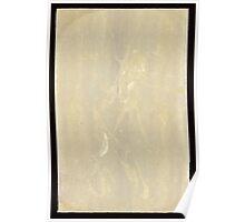 Silkscreens - 0013 - Weather Spirits 2 Poster