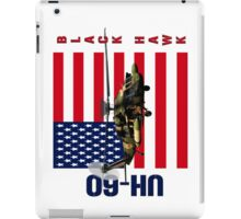 UH-60 Black Hawk iPad Case/Skin