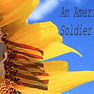 An American Soldier by photomama4