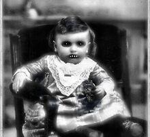 the Little girl by leannem