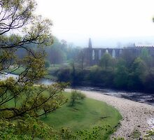 Bolton Abbey by mariarty