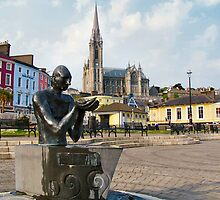 Port of Cobh, Co. Cork, Ireland by Pat Duggan