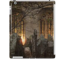 The Old Jewish Cemetery of Prague iPad Case/Skin