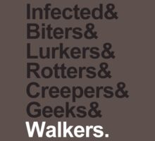 Walkers (Walking Dead) T-Shirt