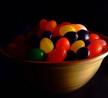 Jelly Bean Bowl by Bret