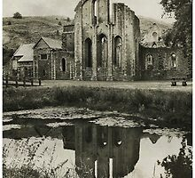 Valle Crusis Abbey by Yampimon