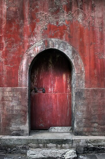 The Red Door by Heather Prince ( Hartkamp )