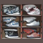 Sneaker Box by Hema Sabina