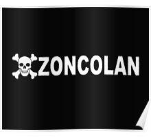 Monte Zoncolan Giro d'Italia Cycling Shirt Poster