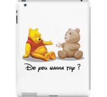 Do you wanna try? @Winnie @Ted iPad Case/Skin
