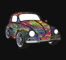 Buggin' - Psychedelic  Kids Clothes