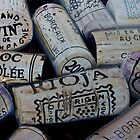 Rioja Corks by iconic-arts