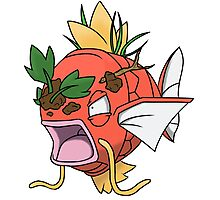 Forestkarp - The most fierce of the karps! Photographic Print