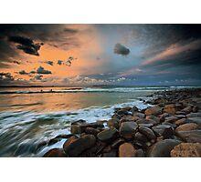 Evening calm Photographic Print