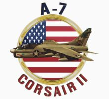 A-7 Corsair II  by Mil Merchant