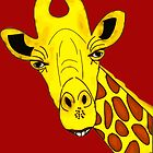 Wot M8? Giraffe by ChrisButler