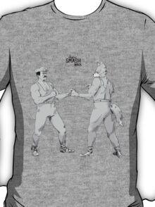 Old Timey Smash Bros T-Shirt