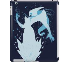 Lissandra Rock Blue iPad Case/Skin