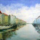 landscape 3 by Valeriu Buev