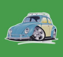 VW Beetle (Custom B) Kids Clothes