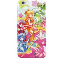 Sailor Moon Team iPhone Case/Skin