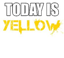 Today is Yellow by Luka Matijas