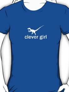 Clever Girl - Jurassic Park T-Shirt