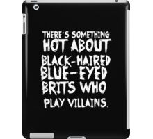 British Villains II iPad Case/Skin