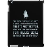 Star Trek Into Darkness iPad Case/Skin