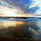 Sunrise on Fraser Island by Ben de Putron