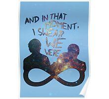 I Swear We Were Infinite II Poster