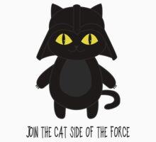 Cat Vader by JohnLucke
