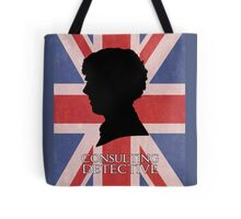 Consulting Detective Tote Bag