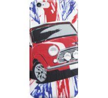 British Mini 01 (Paint) iPhone Case/Skin