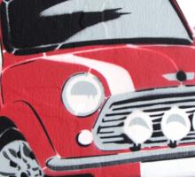 British Mini 01 (Paint) Sticker