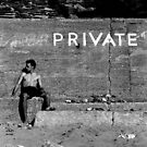 PRIVATE by Ian  James