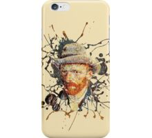 Van Gogh Splat iPhone Case/Skin