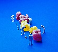 The great Jelly Baby Massacre! by Tim Constable
