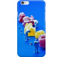 The great Jelly Baby Massacre! iPhone Case/Skin